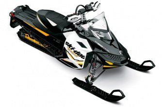 Renegade Backcountry X 800R E-TEC (2012)